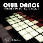 GIGALOOPS - 500 Club Dance Loops (Sample Pack WAV/REX) (Front Cover)