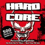 500 Hard Core Loops (Sample Pack WAV/REX)