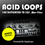 100 Acid Loops (Sample Pack WAV)