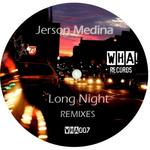 MEDINA, Jerson - Long Night (Front Cover)
