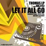 THOMAS LP - Let It All Go (Front Cover)