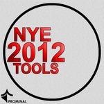 VARIOUS - NYE 2012 Tools (Front Cover)