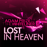 PRIZE, Adam/THE WHITELINER - Lost In Heaven (Front Cover)