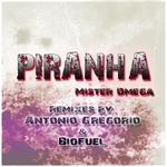MISTER OMEGA - Piranha (Front Cover)