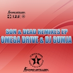 OMEGA DRIVE/DJ GUMJA - Son & Dad EP (Front Cover)