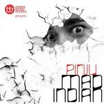PINJU - Mad Indian (Front Cover)