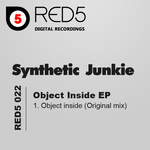 SYNTHETIC JUNKIE - Object Inside EP (Front Cover)