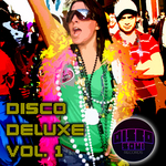 VARIOUS - Disco Deluxe Vol 1 (Front Cover)