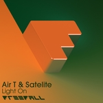 AIR T/SATELITE - Light On (Front Cover)