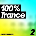 VARIOUS - 100% Trance: Volume Two (Front Cover)