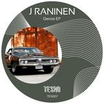 J RANINEN - Detroit EP (Front Cover)