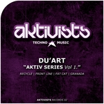 DU ART - Aktiv Series Vol 1 (Front Cover)