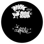 IMPERIAL aka DJ COOLIE BEE OF ASPHALT POETRY - Drum-Break Hip-Hop Vol 2 (Front Cover)