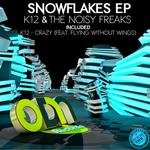K12/THE NOISY FREAKS - Snowflakes (Front Cover)