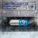 CRANK - Just Freakout! EP (Front Cover)