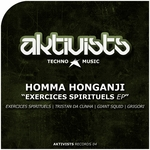 HONGANJI, Homma - Exercices Spirituels EP (Front Cover)