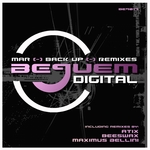 MAR - Back Up (remixes) (Front Cover)