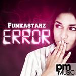 FUNKASTARZ - Error (Front Cover)