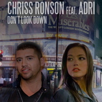 RONSON, Chriss/ADRI - Don't Look Down (Front Cover)