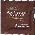 FREEGRANT, Max - First Stroke (Front Cover)