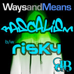 WAYS & MEANS - Rascalism (Front Cover)