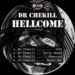 DR CHEKILL - Hellcome (Front Cover)