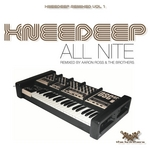 KNEE DEEP - All Nite (Knee Deep remixed Vol 1) (Front Cover)