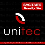 SAGITAIRE - Deadly Sin (Front Cover)