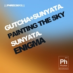GUTCHA/SUNYATA - Painting The Sky (Front Cover)