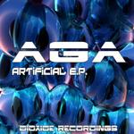 AGA - Artificial EP (Front Cover)
