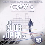 CEVS - The Club Is Open EP (Front Cover)