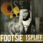 FOOTSIE - 1 Spliff (Front Cover)
