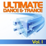 VARIOUS - Ultimate Dance & Trance Vol 1 (100% Best Of Future Hands Up Experience) (Front Cover)