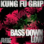 KUNG FU GRIP - Bass Down Low (Front Cover)