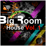 HIGH LIGHT - Big Room House Vol 1 (Sample Pack WAV) (Front Cover)