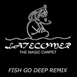 LATECOMER - The Magic Carpet (Front Cover)