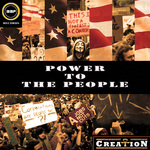 CREATION - Power To The People (Front Cover)