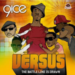 9ICE - Versus (The Battle Line Is Drawn) (Front Cover)
