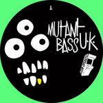 KINETIC, Kanji/MR SLY/MICHAEL FORSHAW/DANKLE - Mutant Bass UK EP (Front Cover)