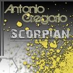 GREGORIO, Antonio - Scorpian (Front Cover)