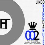 JINDO - King Da Rule (Front Cover)