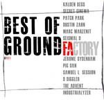 VARIOUS - Best Of Ground Factory 2011 (Front Cover)