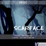 SCARFACE - Haze EP (Front Cover)