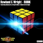 ROWLAND & WRIGHT - Rubik (Front Cover)