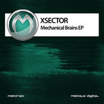 XSECTOR - Mechanical Brains (Front Cover)