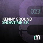 KENNY GROUND - Showtime EP (Front Cover)
