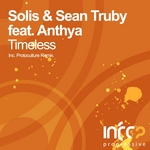 SOLIS/SEAN TRUBY feat ANTHYA - Timeless (Front Cover)