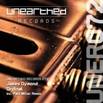 DYMOND, James - Ordinal (Front Cover)