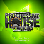 LOOPMASTERS - Progressive House Structures (Sample Pack WAV/APPLE/LIVE/REASON) (Front Cover)