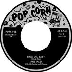 BAKER, Jane/VARETTA DILLARD - Sing On Baby (Front Cover)